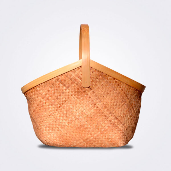 Noken basket with handle product picture.