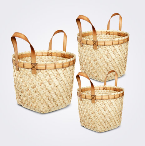 Sobe Basket with Handles Set I