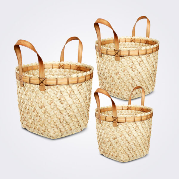 Sobe basket with handles set product picture.