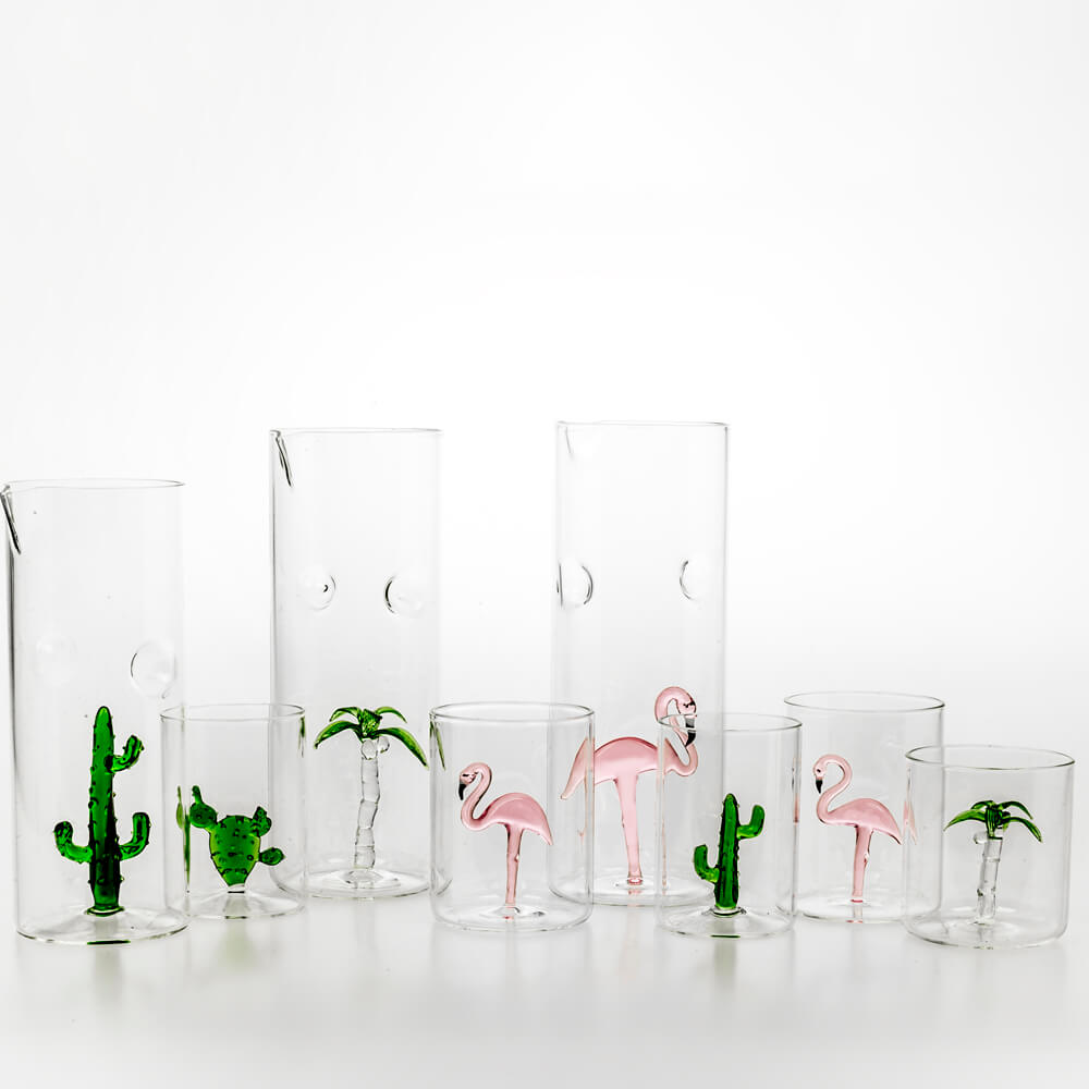 Flamingo-glass-jug-3