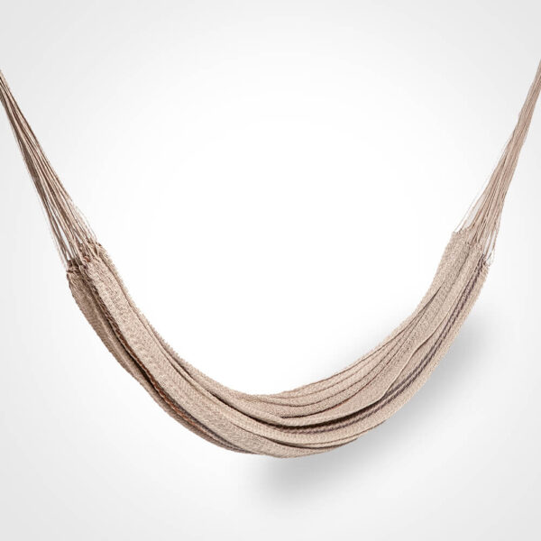 Moriche palm hammock product picture.