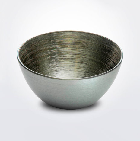 BOMBAY SILVER AND GOLD BOWL (Small)