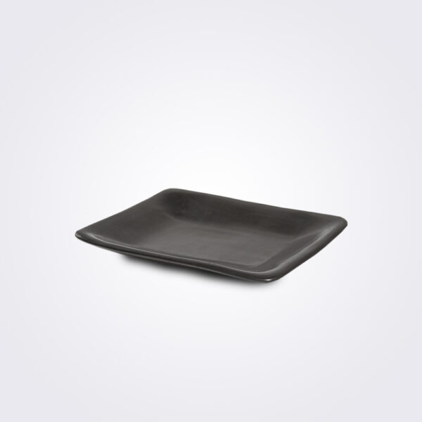 Barro negro plate small product photo.