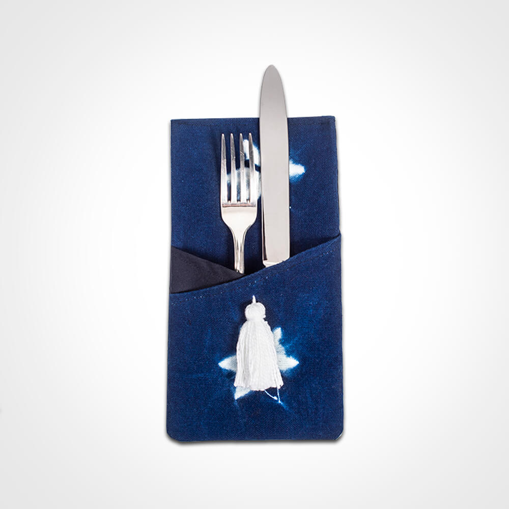 Indigo-tie-dye-cutlery-holder-set-ii-1