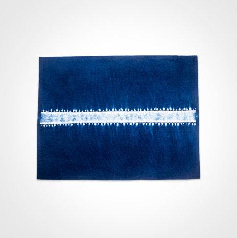 Indigo Tie Dye Placemat Set IV