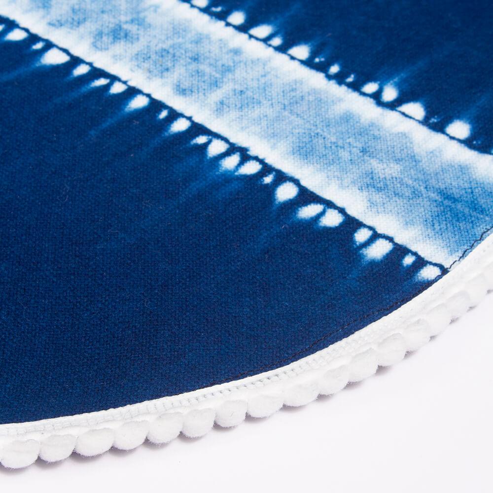 Indigo-tie-dye-round-placemat-set-iii-2