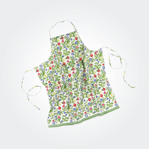Bloom apron product picture.