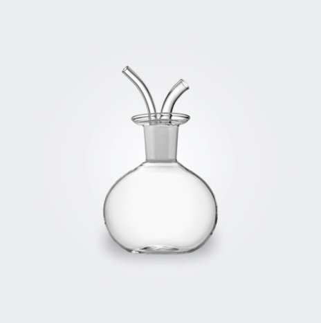Cocoon Glass Oil Decanter