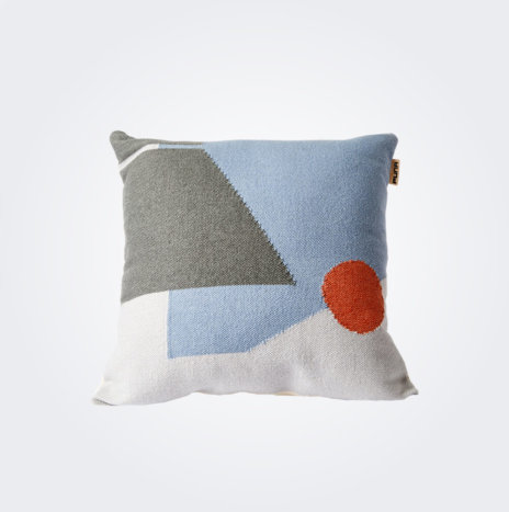 Gloom Geometrical Pillow Cover