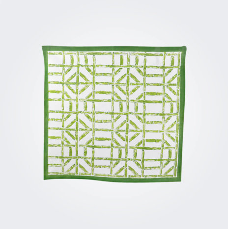 Green Bamboo Napkin Set