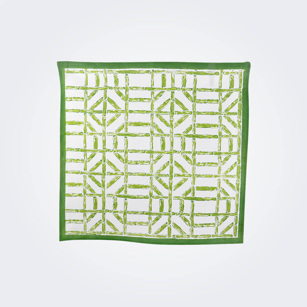 Green-bamboo-napkin-set