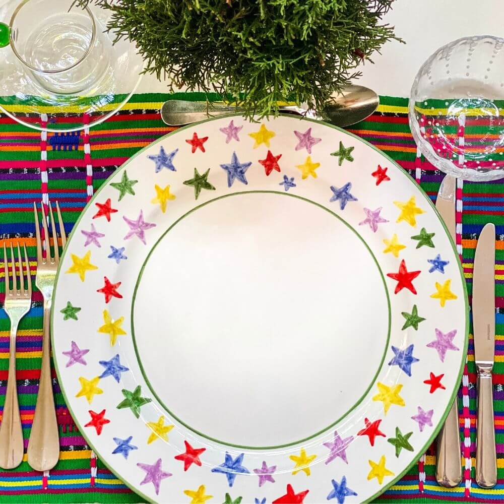 Multicolor-stary-charger-plate-3