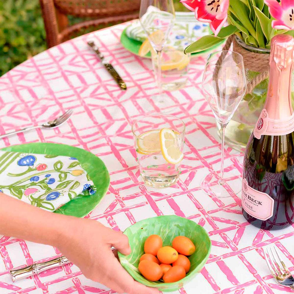 Pink-bamboo-tablecloth-3