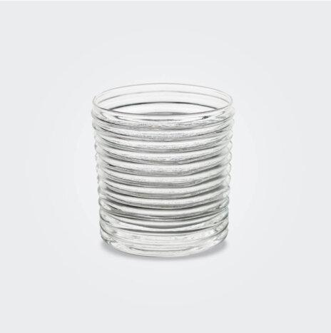 Vertigo Clear Glass Set