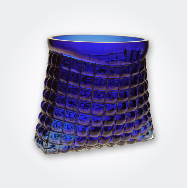 Grid bag vase product picture