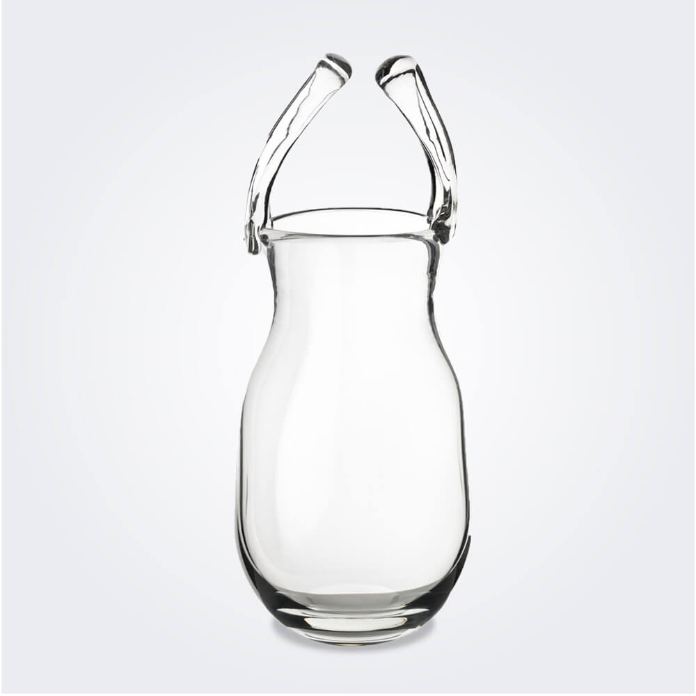 Glass-purse-vase-big