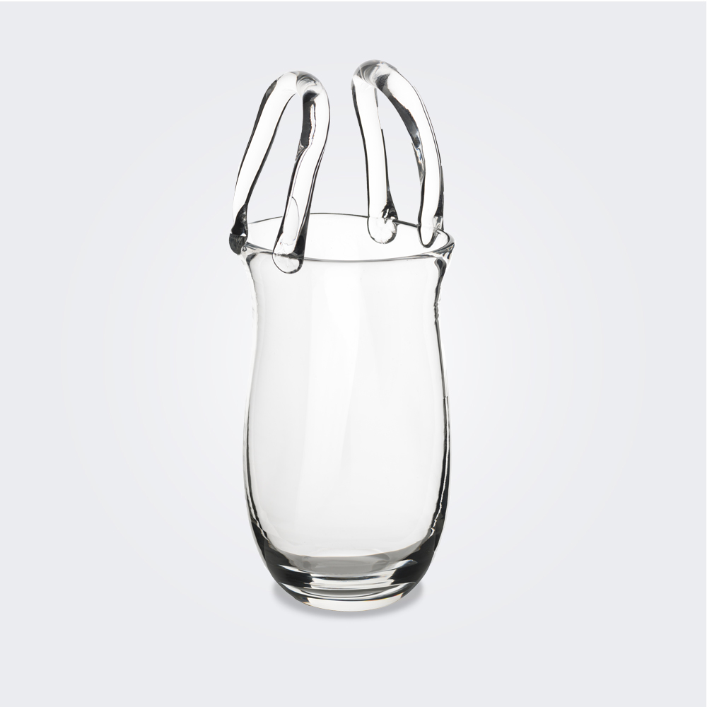 Glass-purse-vase-medium