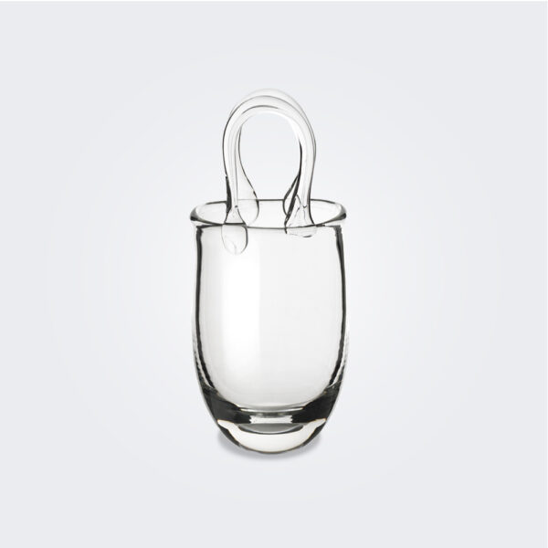 Small Purse Glass Vase product picture