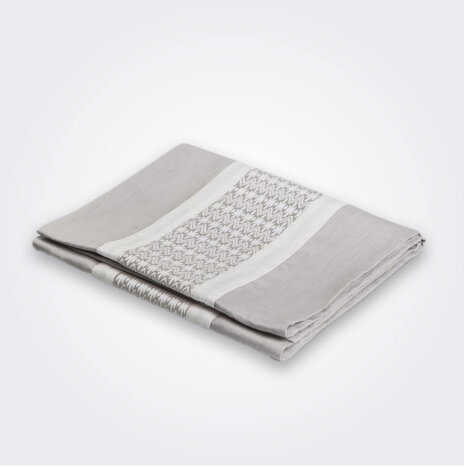 Mexican Gray Table Runner