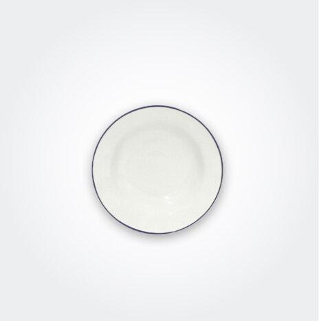 Beja Ceramic Pasta Plate Set