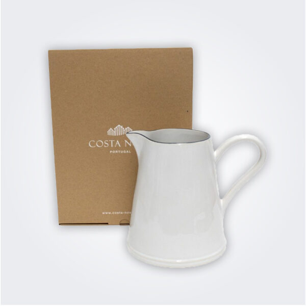 Beja ceramic pitcher product picture.
