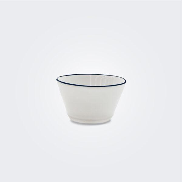 Beja ceramic soup bowl set product picture.