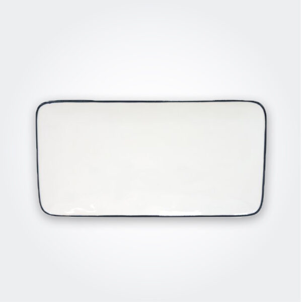 Beja rectangular tray product picture.