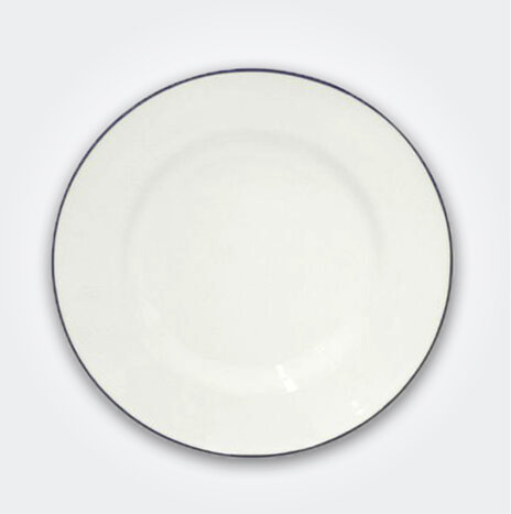 Beja Stoneware Round Platter