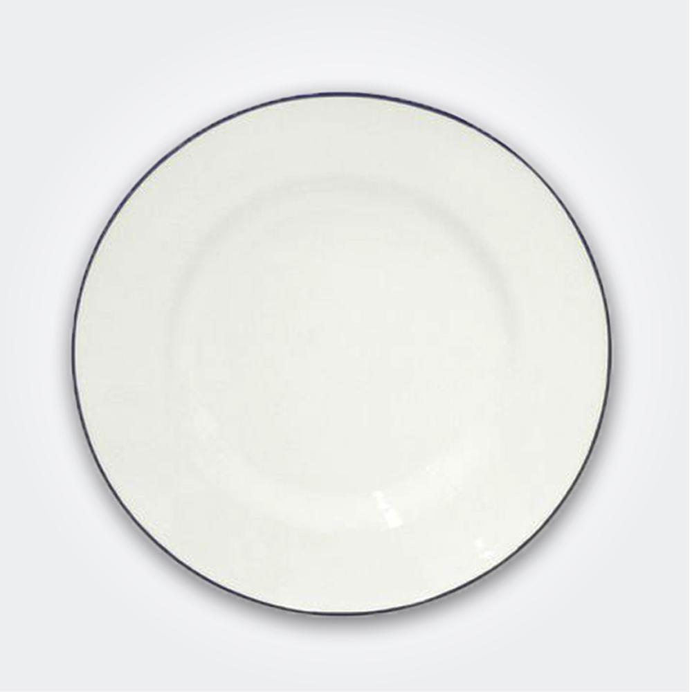 Beja stoneware round platter 1