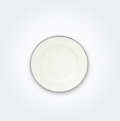 Beja Stoneware Salad Plate Set