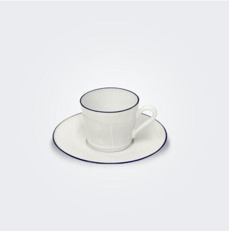 Beja Tea Cup and Saucer Set