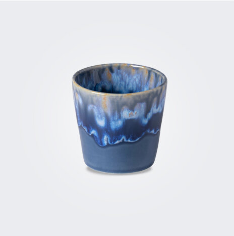 Espresso Denim Cup/ Container Set