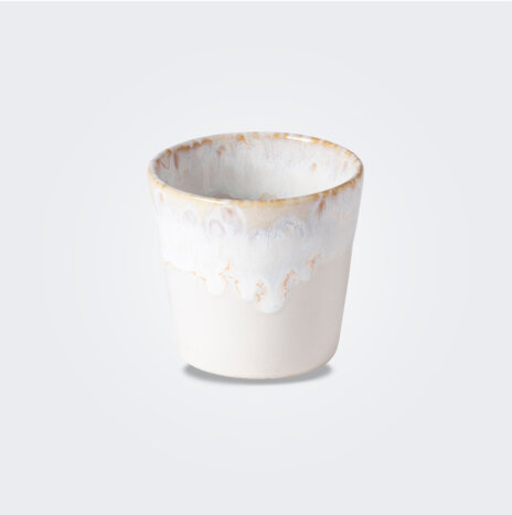 Espresso White Cup/ Container Set