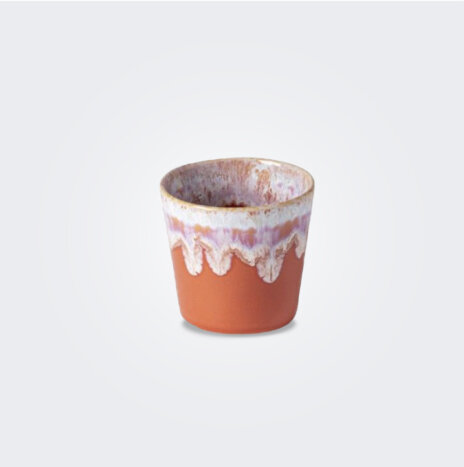 Espresso Orange Cup/ Container Set