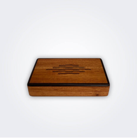 Cocktail Sticks Wooden Box