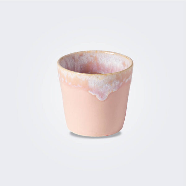 Pink Espresso Cup/ Container Set product picture.