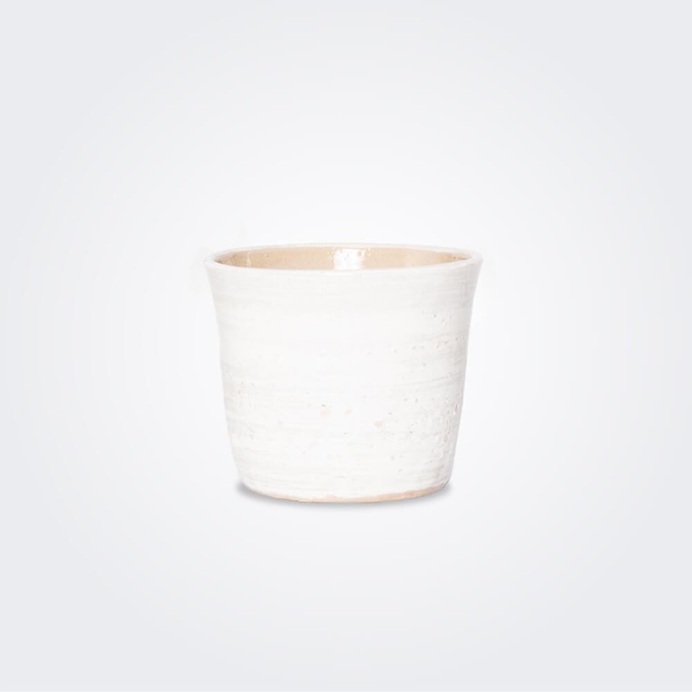 White-ceramic-pot