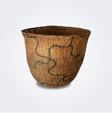 Wii Amazonian Basket (Extra Large) II