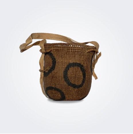 Wii Amazonian Basket (Extra Small) VIII