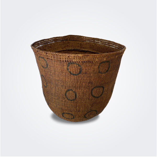 Amazonian basket extra large product picture.