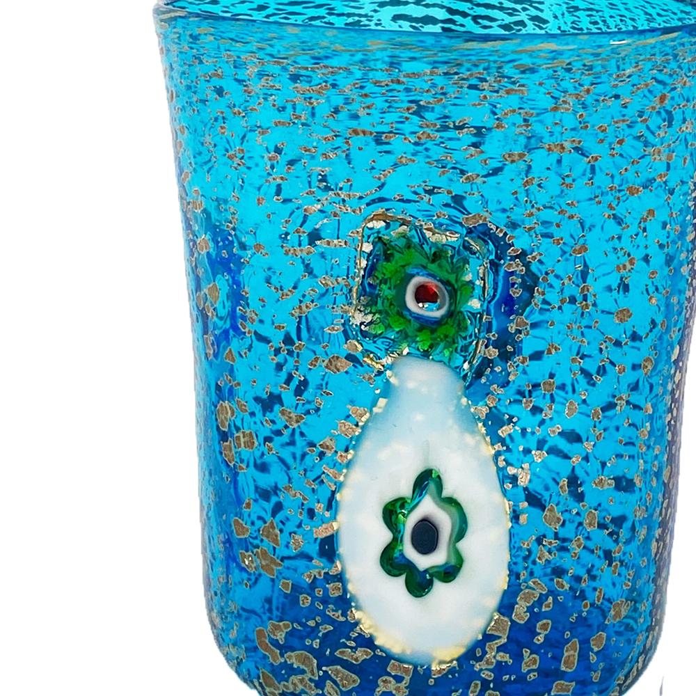 Turquoise-murano-glass-set-2