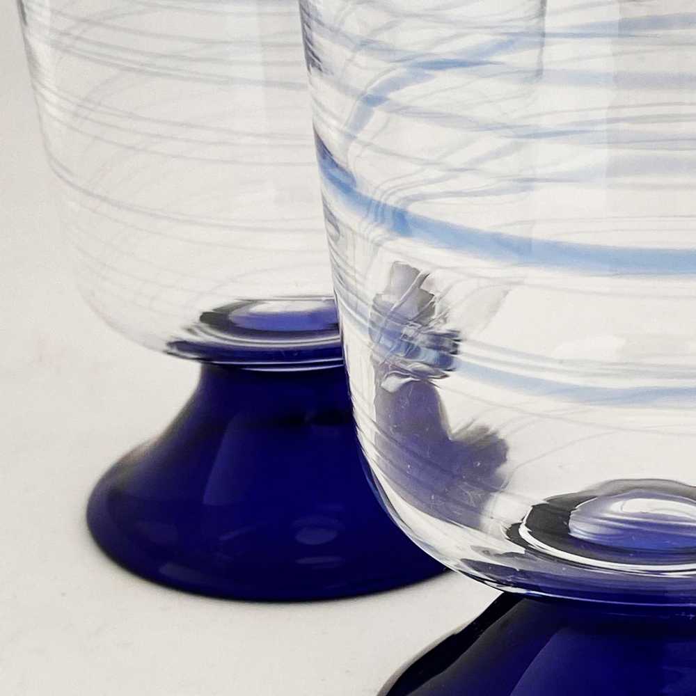 Blue-spiral-water-glass-set-3