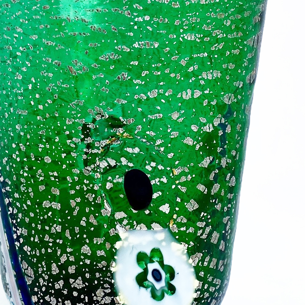 Green-murano-glass-set-2