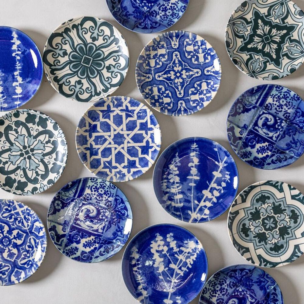 Algarve-ceramic-salad-plate-set-2