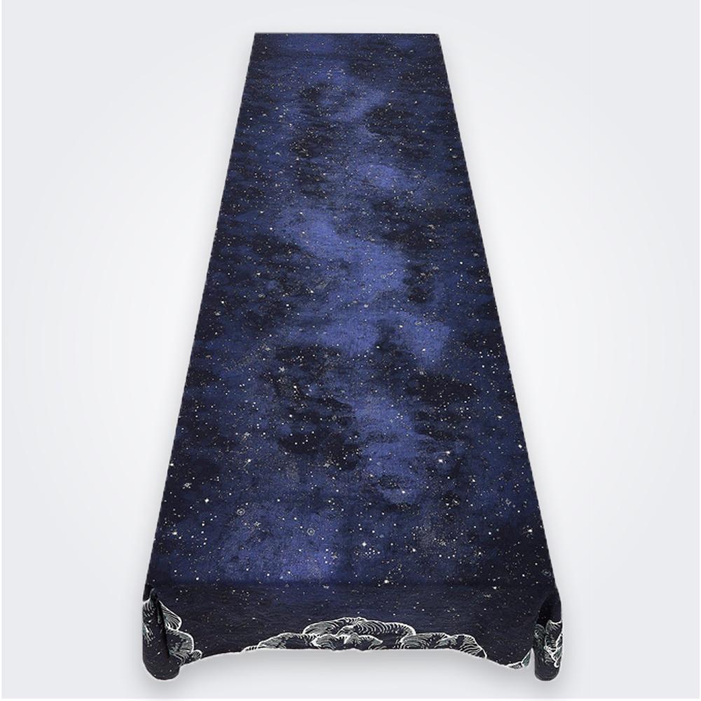 Constellation Linen Tablecloth (L) 1