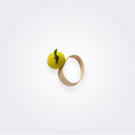 Lime Napkin Ring