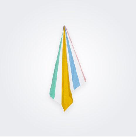 Multicolor Le Cirque Linen Napkin