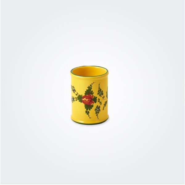 Oriente italiano giallo breadstick holder product picture.