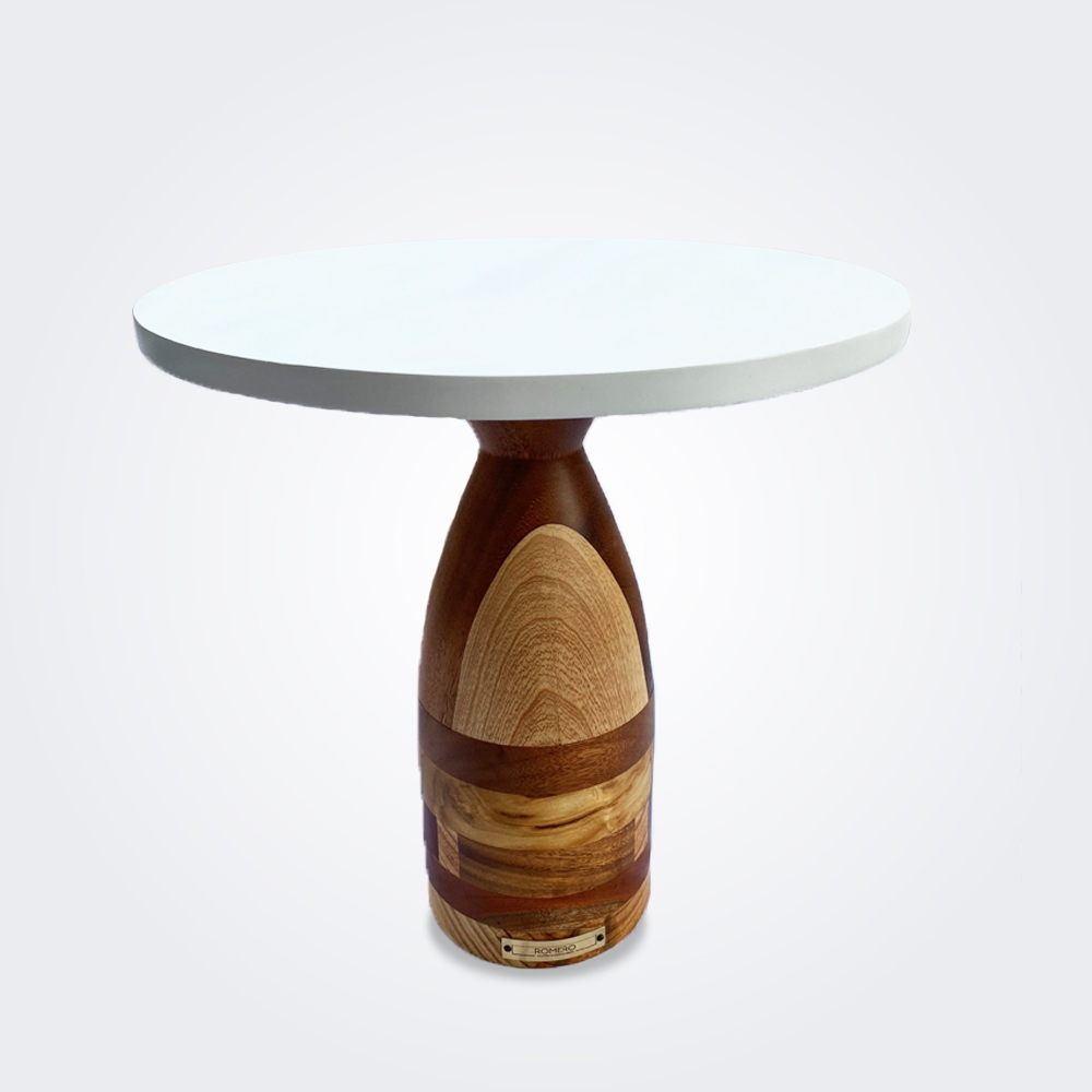 Patterned-wood-cake-pedestal-large
