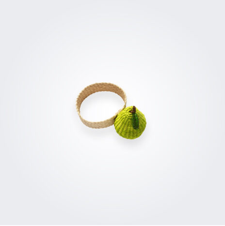 Pear Napkin Ring